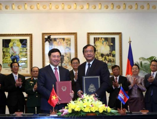 New milestone in Vietnam – Cambodia relations