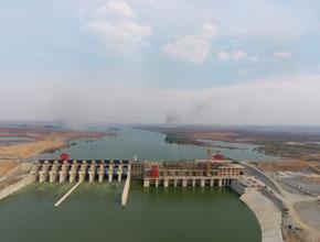 Quá trình thi công xây dựng thủy điện Hạ Sê San 2