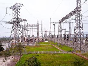 Đóng điện công trình (giai đoạn 1)