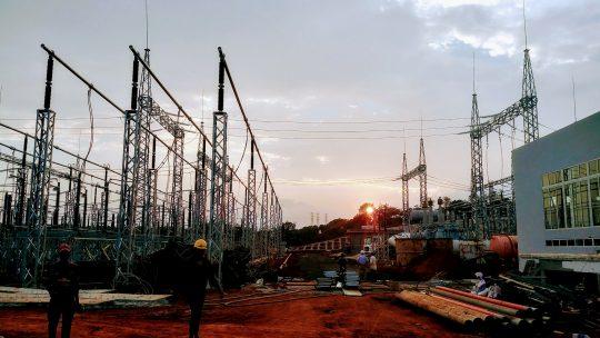 Đóng điện công trình TBA 220kV Đăk Nông