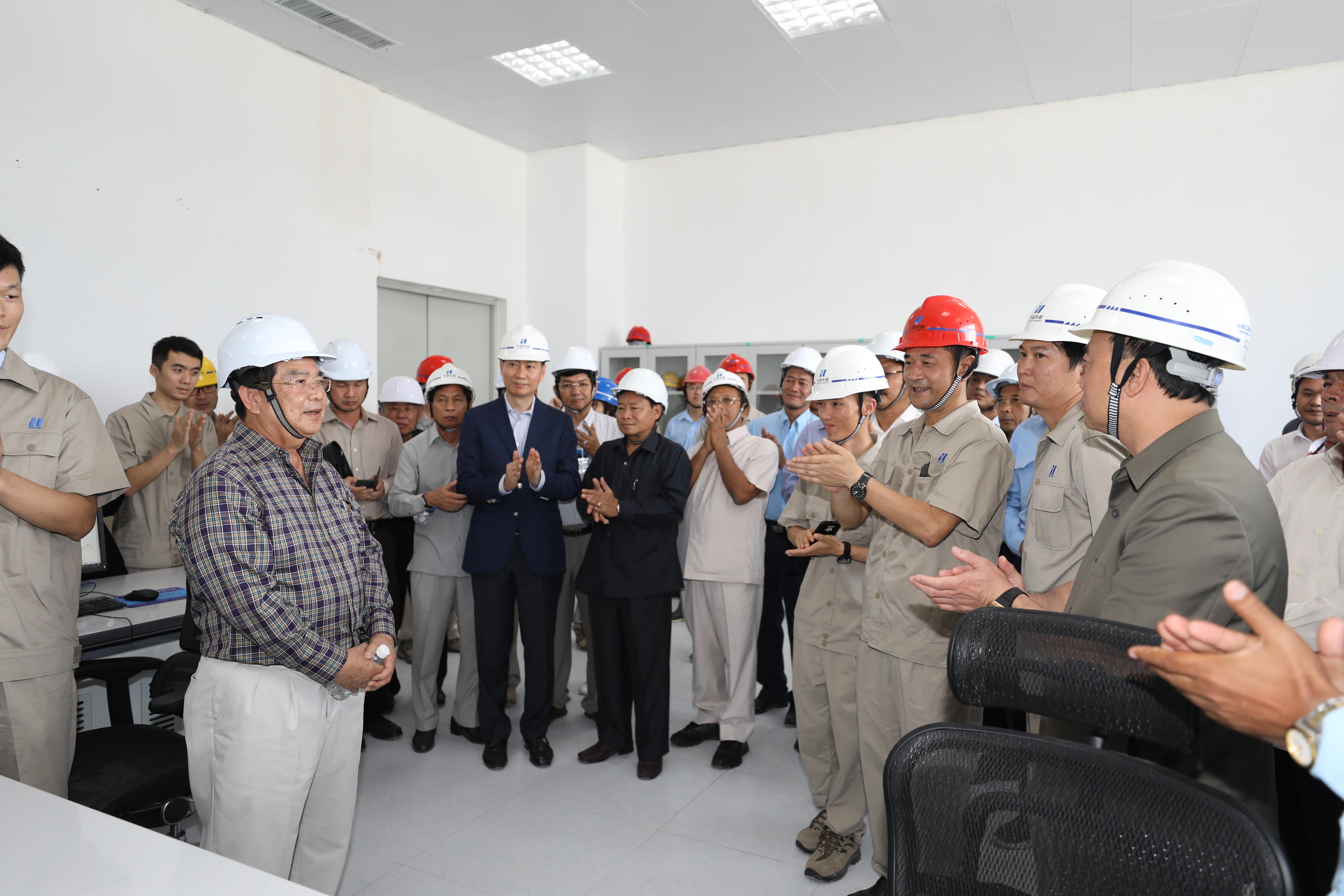 Hòa lưới thành công Tổ máy số 8 – Thủy điện Hạ Sê San 2