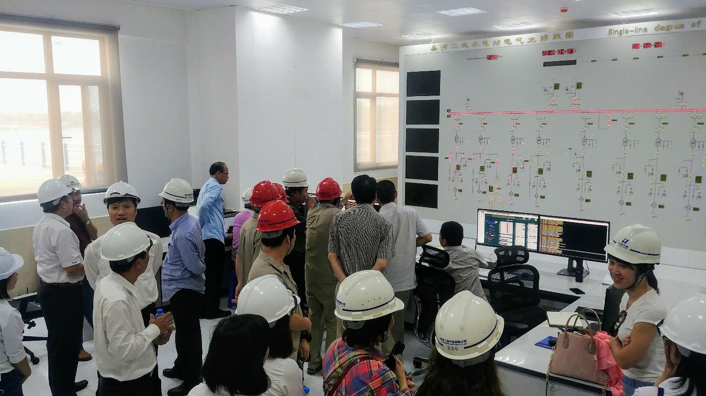 Hòa lưới thành công tổ máy số 3 – Thủy điện Hạ Sê San 2