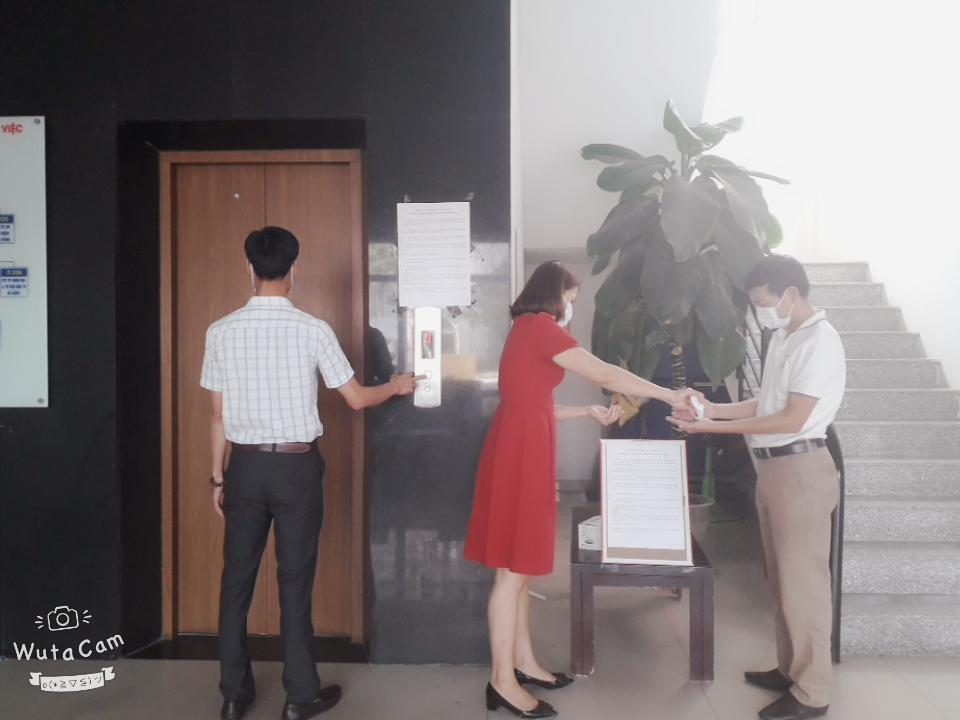 Triển khai công tác phòng chống dịch bệnh viêm đường hô hấp cấp Corona
