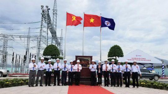 Đóng điện TBA 220kV Ninh Phước – Dấu ấn những công trình do EVNI cung cấp dịch vụ Tư vấn giám sát công trình.