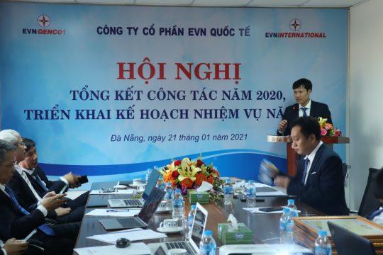 Hội nghị Tổng kết năm 2020 và triển khai kế hoạch năm 2021